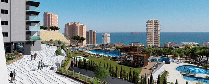 Costa Blanca new-build property