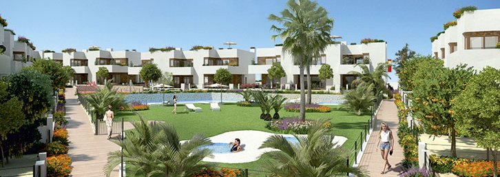 La Zenia property development Costa Blanca