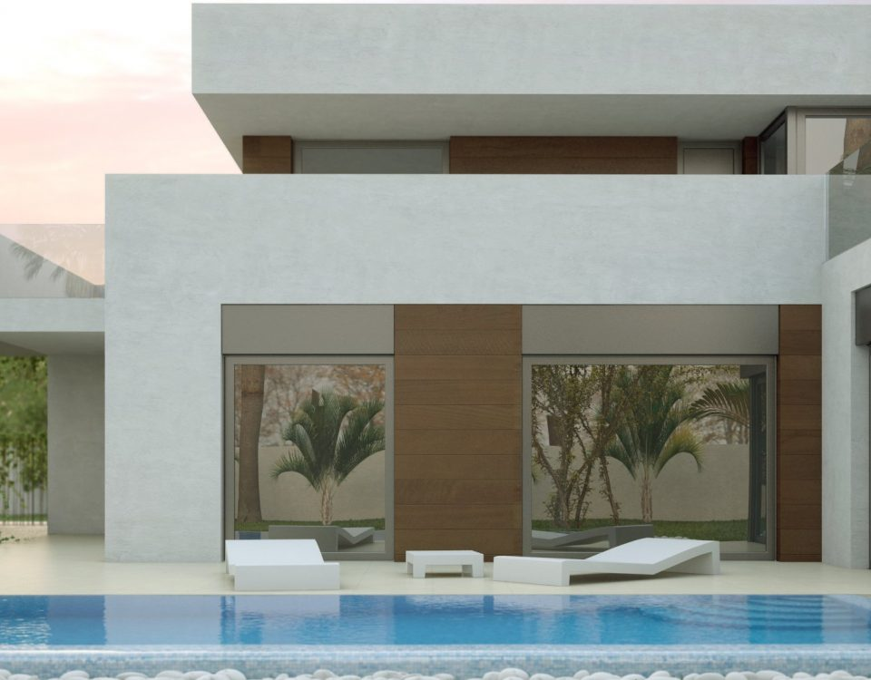 Luxury Property in Campoamor on the Costa Blanca